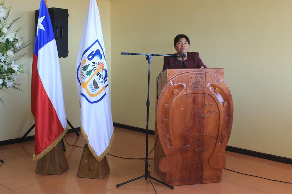 Alcaldesa de Pelluhue rinde Cuenta Pública Gestión 2016