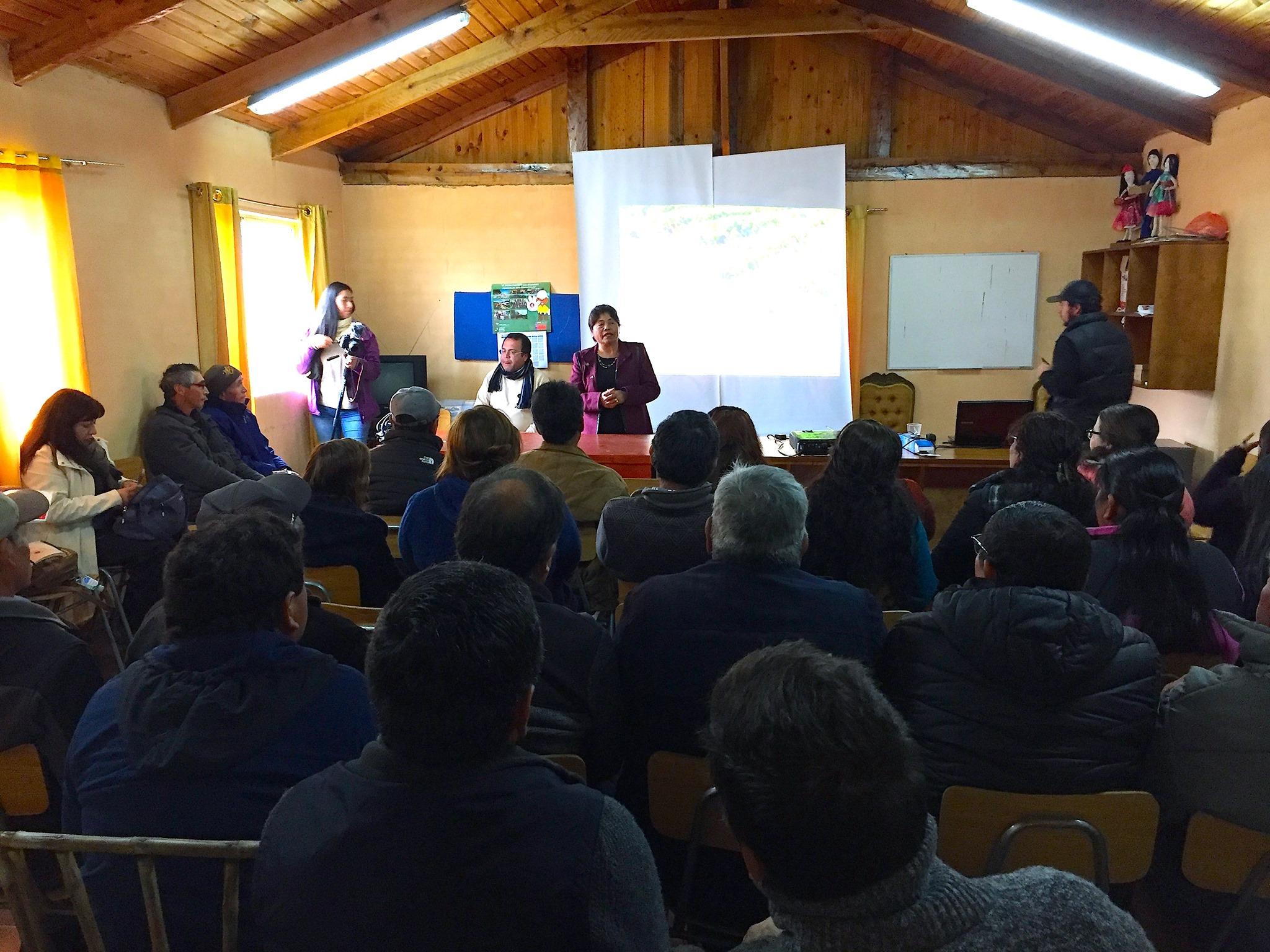 JORNADA DE ACTUALIZACIÓN EN EL CULTIVO DE FRUTILLAS SE REALIZÓ EN QUINTA CHILE.
