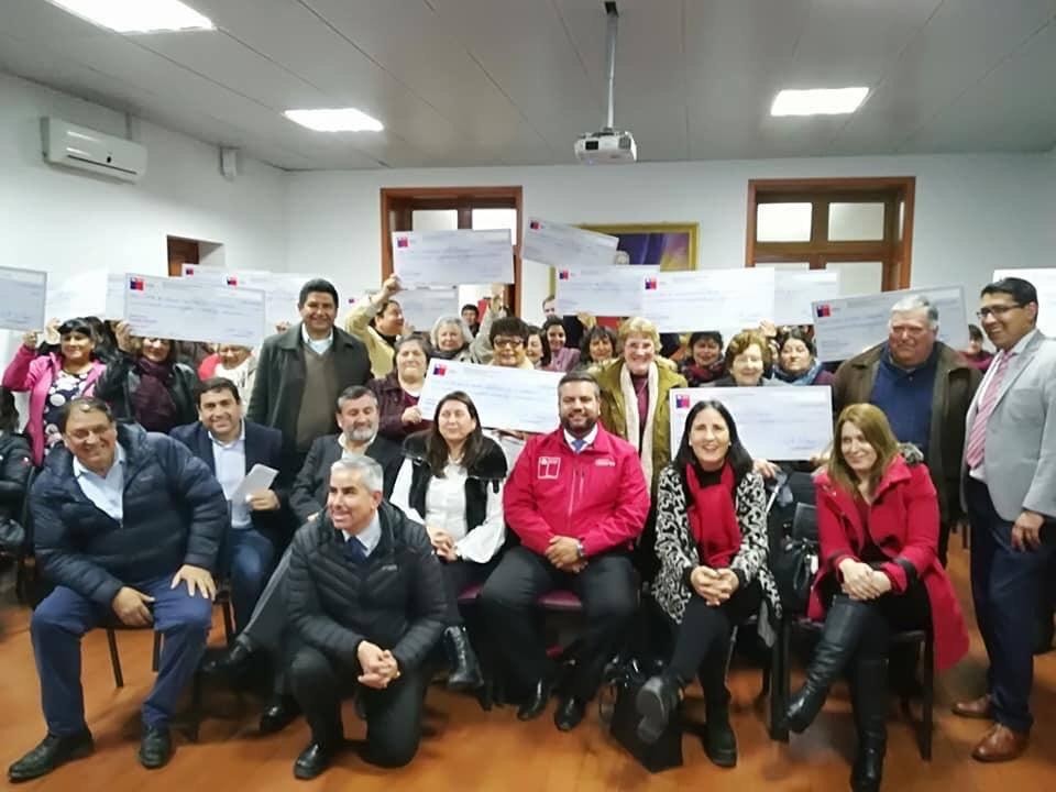 FONDO SOCIAL PRESIDENTE DE LA REPÚBLICA AÑO 2019.