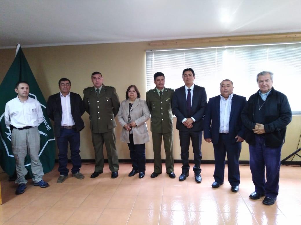 CUENTA PÚBLICA CARABINEROS DE PELLUHUE 2019.