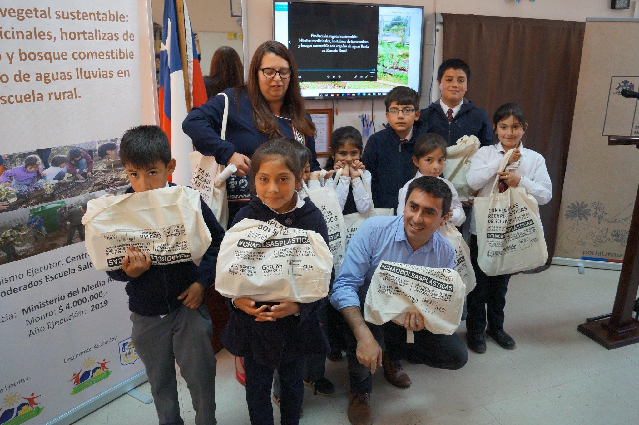 CIERRE PROYECTO PRODUCCIÓN VEGETAL SUSTENTABLE EN SALTO DE AGUA.