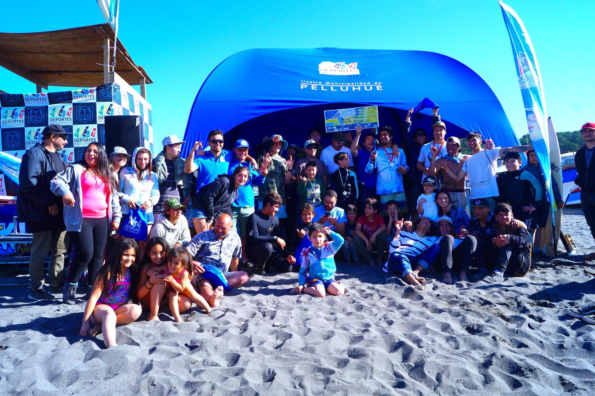 CAMPEONATO SURF CURANIPE.