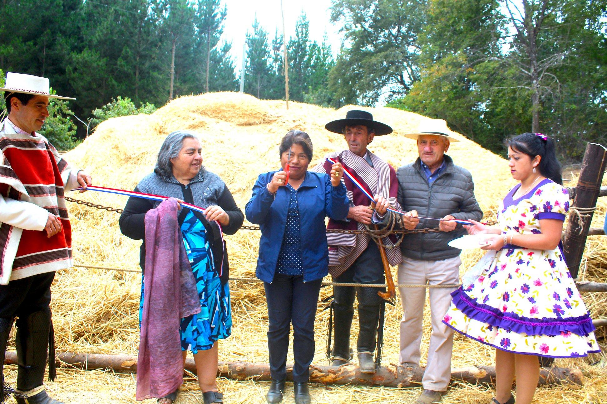 FERIA COSTUMBRISTA Y TRILLA EN SALTO DE AGUA, CAMPING EL REFUGIO 2020.