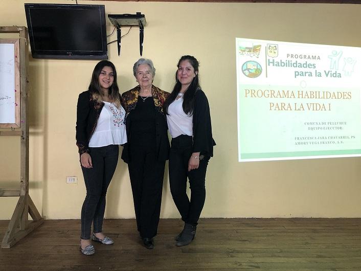 Jornada informativa Programa Habilidades para la Vida (HPVI)